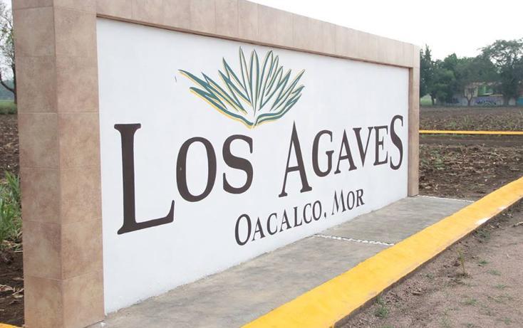 Foto de terreno habitacional en venta en  , los arcos, yautepec, morelos, 1073361 No. 06