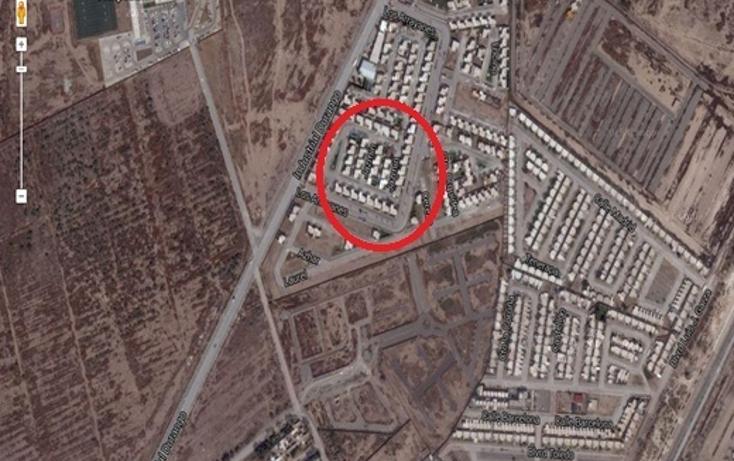 Foto de terreno habitacional en venta en  , los arrayanes, gómez palacio, durango, 1476173 No. 03