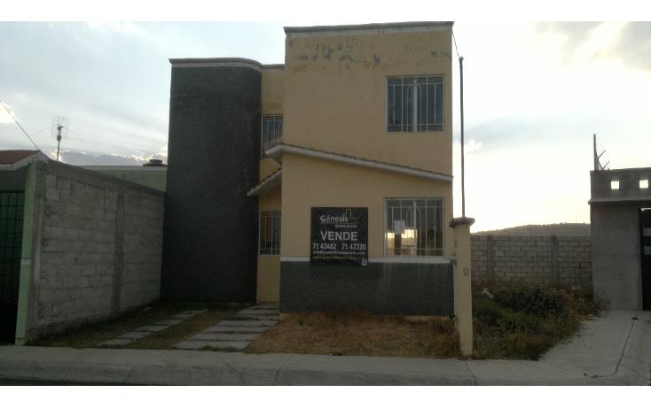 Foto de casa en venta en  , los arrayanes, pachuca de soto, hidalgo, 1049671 No. 01