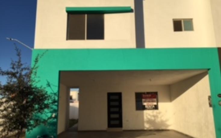 Foto de casa en renta en  , los arrecifes, apodaca, nuevo león, 1660984 No. 01