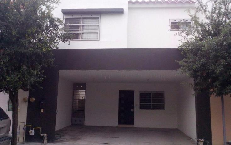 Foto de casa en renta en  , los arrecifes, apodaca, nuevo león, 2030418 No. 01