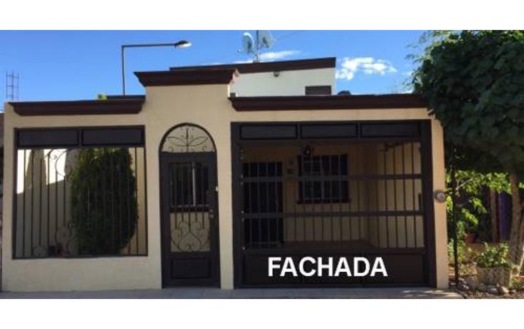 Foto de casa en venta en  , los arroyos, hermosillo, sonora, 1359581 No. 01