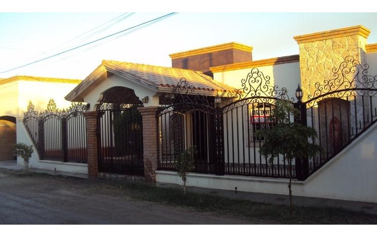 Foto de casa en venta en  , los ayalos, el fuerte, sinaloa, 1858382 No. 01