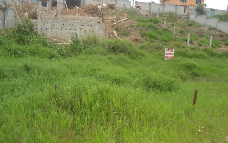 Foto de terreno habitacional en venta en  , los cafetales, emiliano zapata, veracruz de ignacio de la llave, 1830336 No. 03