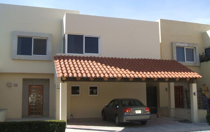 Foto de casa en renta en  , los calicantos, aguascalientes, aguascalientes, 946395 No. 01