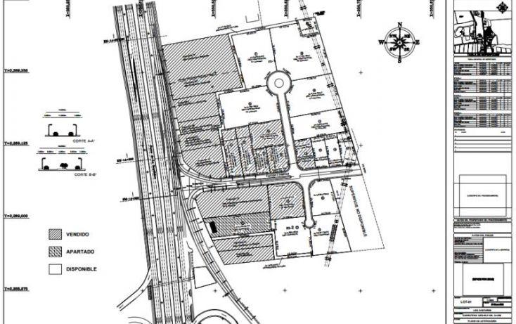 Foto de terreno habitacional en venta en los castaños, juriquilla, querétaro, querétaro, 1778670 no 01