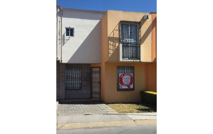 Foto de casa en venta en  , los cedros 400, lerma, méxico, 1354225 No. 01