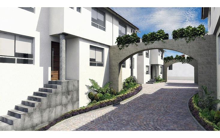 Foto de casa en venta en  , los cedros, álvaro obregón, distrito federal, 1157507 No. 01