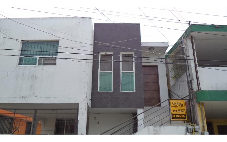 Foto de departamento en renta en  , los cedros, ciudad madero, tamaulipas, 1290627 No. 01