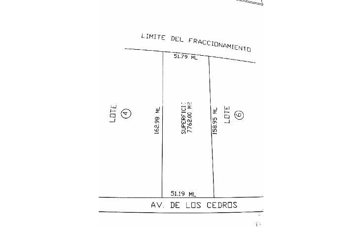 Foto de terreno habitacional en venta en  , los cedros, ixtlahuacán de los membrillos, jalisco, 1189489 No. 03