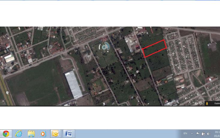 Foto de terreno habitacional en venta en  , los cedros, ixtlahuacán de los membrillos, jalisco, 1189489 No. 04