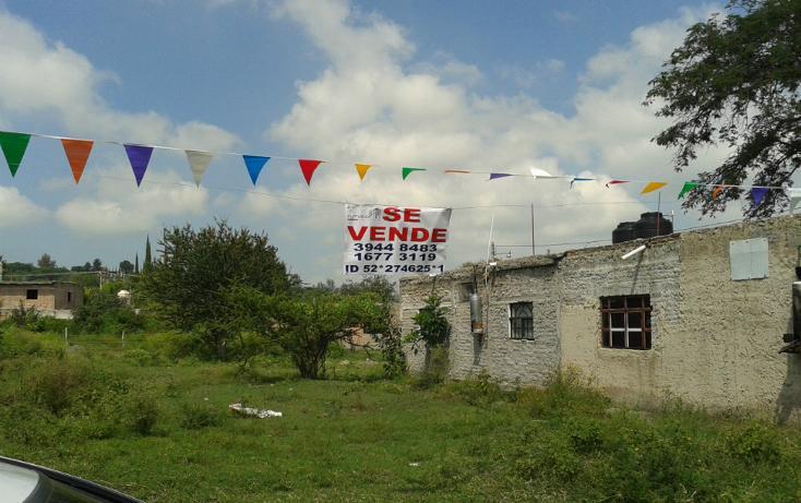 Foto de terreno habitacional en venta en  , los cedros, ixtlahuacán de los membrillos, jalisco, 1737606 No. 01