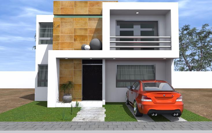 Foto de casa en venta en  , los cedros, mineral de la reforma, hidalgo, 1445297 No. 01
