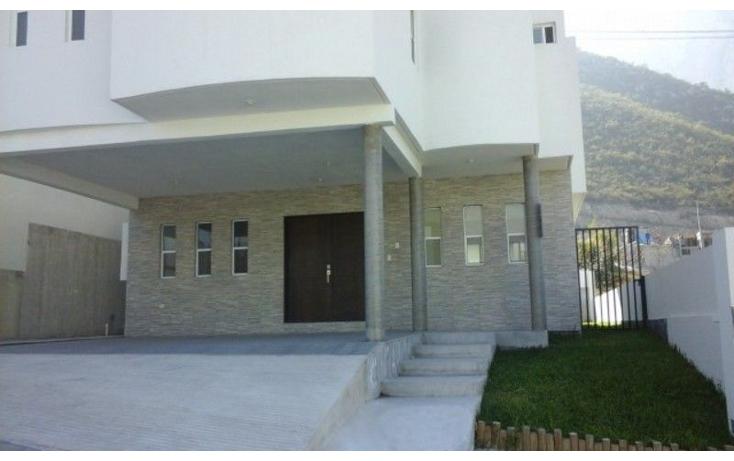 Foto de casa en venta en  , los cenizos, santa catarina, nuevo le?n, 2000664 No. 01