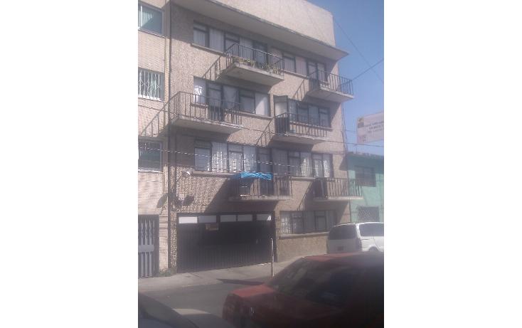 Foto de departamento en venta en  , los cipreses, iztapalapa, distrito federal, 1664402 No. 01