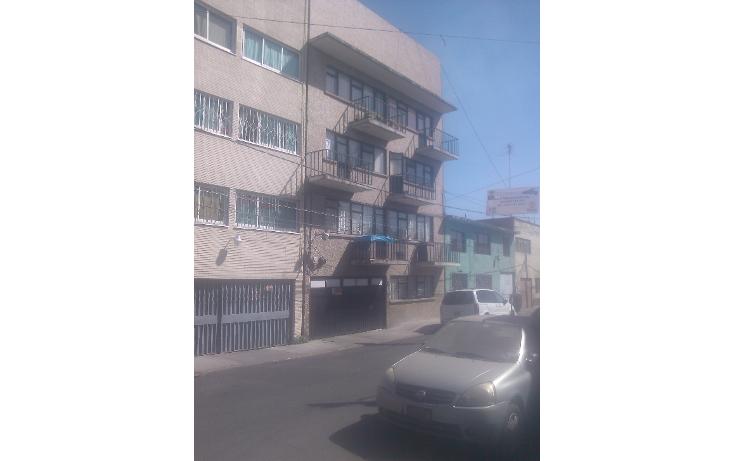 Foto de departamento en venta en  , los cipreses, iztapalapa, distrito federal, 1664402 No. 02