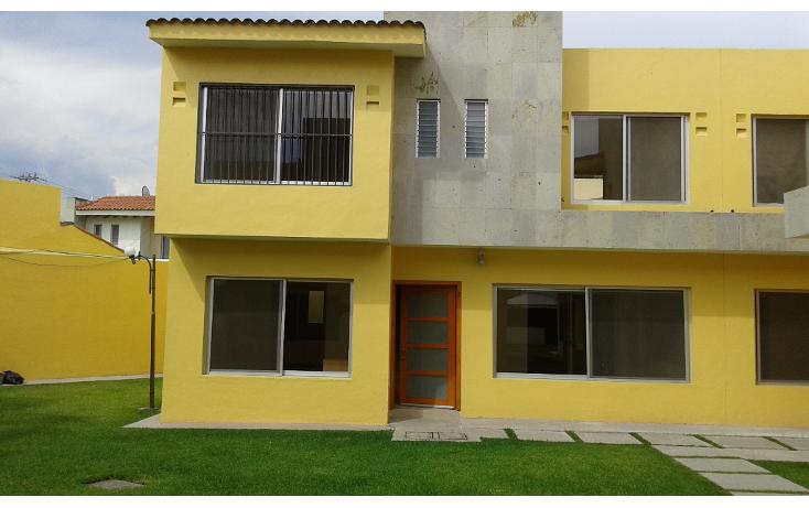 Foto de casa en condominio en venta en  , los cizos, cuernavaca, morelos, 1165061 No. 01