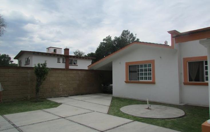 Foto de casa en venta en  , los claustros, tequisquiapan, quer?taro, 1279883 No. 27