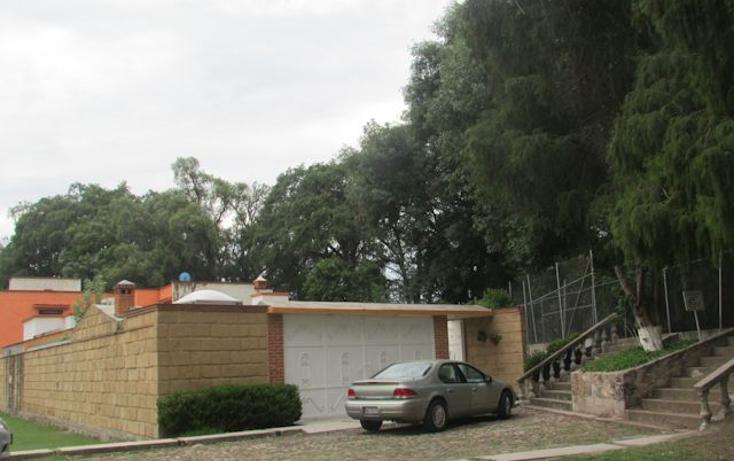 Foto de casa en venta en  , los claustros, tequisquiapan, quer?taro, 1279883 No. 30