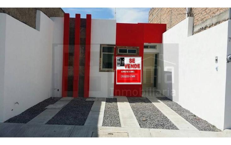Foto de casa en venta en  , los cordoncillos ii, xalisco, nayarit, 1777280 No. 01