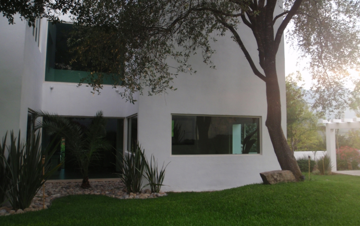 Foto de casa en venta en  , los cristales, monterrey, nuevo león, 1257995 No. 02