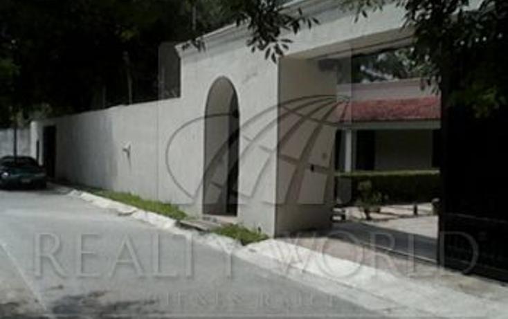 Foto de casa en venta en  , los cristales, monterrey, nuevo león, 1430385 No. 01