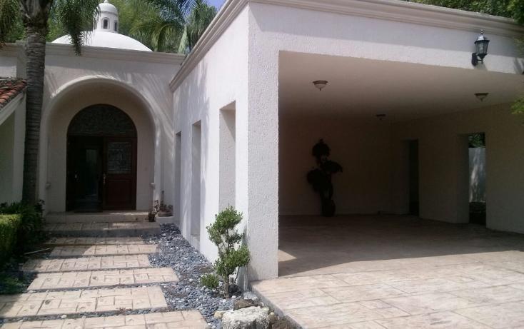 Foto de casa en venta en  , los cristales, monterrey, nuevo león, 1519393 No. 01