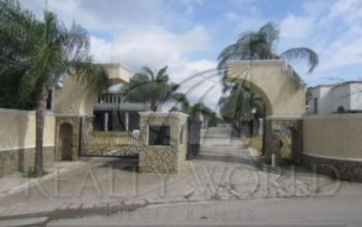 Foto de terreno habitacional en venta en  , los cristales, monterrey, nuevo león, 1755302 No. 03