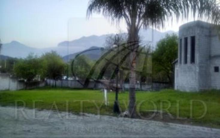 Foto de terreno habitacional en venta en  , los cristales, monterrey, nuevo león, 1755302 No. 09
