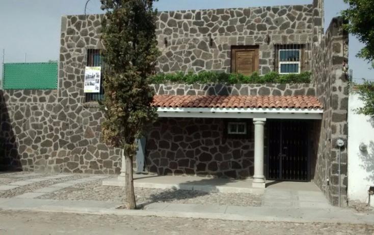Foto de casa en venta en los cues 8, san josé galindo, san juan del río, querétaro, 1957650 no 01