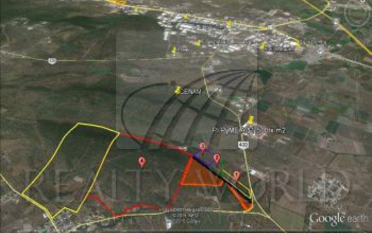 Foto de terreno habitacional en venta en, los cues, huimilpan, querétaro, 1034917 no 02