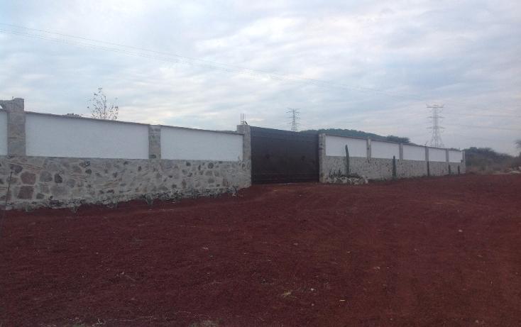 Foto de terreno comercial en venta en  , los cues, huimilpan, querétaro, 1601930 No. 01
