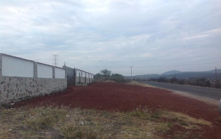 Foto de terreno comercial en venta en  , los cues, huimilpan, querétaro, 1601930 No. 02
