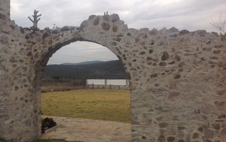 Foto de terreno comercial en venta en  , los cues, huimilpan, querétaro, 1601930 No. 09