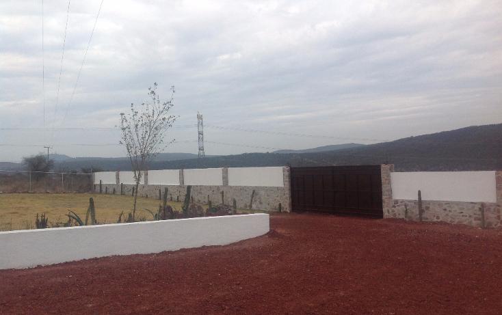 Foto de terreno comercial en venta en  , los cues, huimilpan, querétaro, 1601930 No. 12