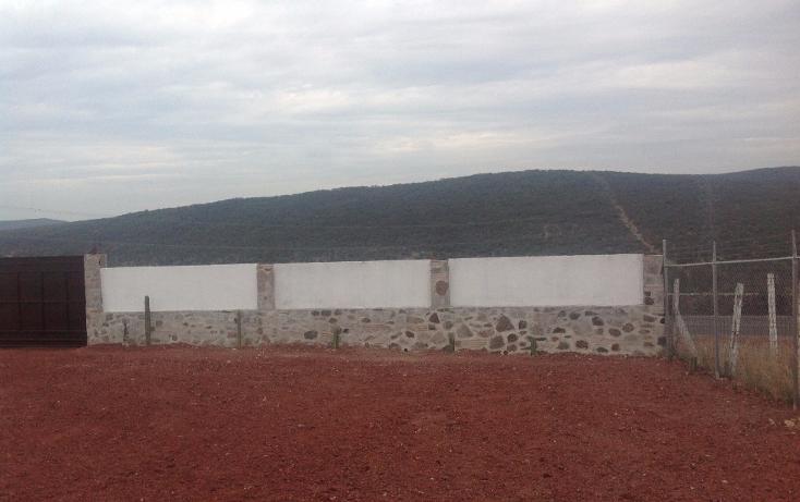 Foto de terreno comercial en venta en  , los cues, huimilpan, querétaro, 1601930 No. 13