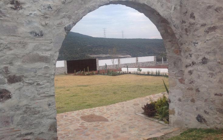 Foto de terreno comercial en venta en  , los cues, huimilpan, querétaro, 1601930 No. 15