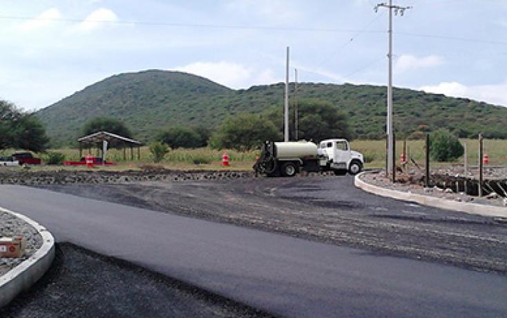 Foto de terreno industrial en venta en, los cues, huimilpan, querétaro, 784461 no 09