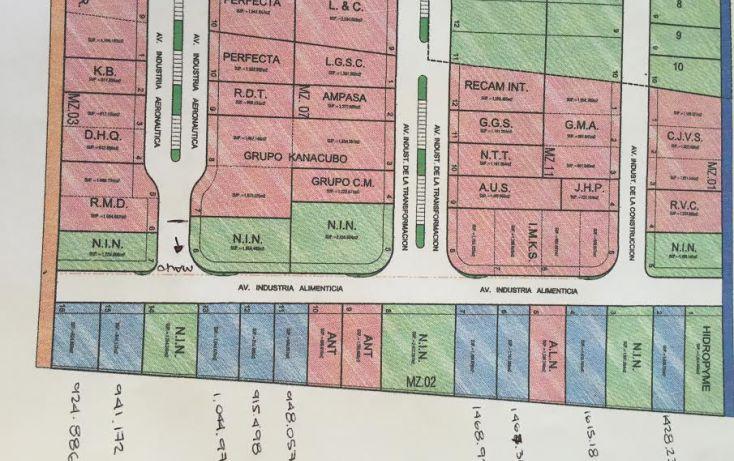 Foto de terreno industrial en venta en, los cues, huimilpan, querétaro, 784461 no 13