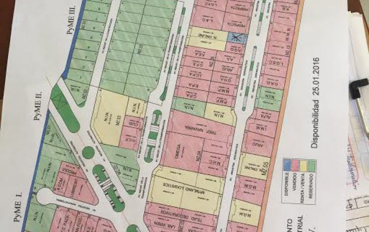 Foto de terreno industrial en venta en, los cues, huimilpan, querétaro, 784461 no 14