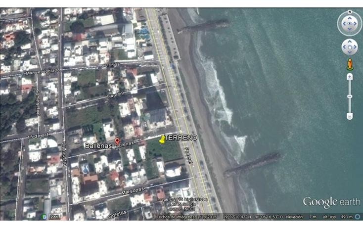 Foto de terreno habitacional en venta en  , los delfines, boca del r?o, veracruz de ignacio de la llave, 944595 No. 01