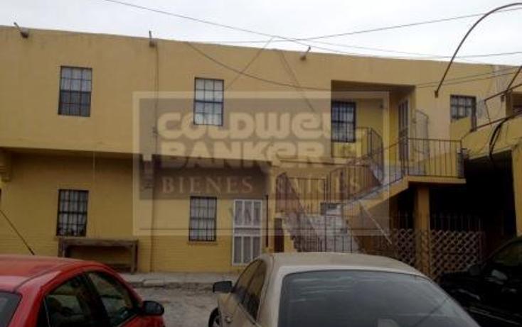 Foto de departamento en renta en  , los doctores, reynosa, tamaulipas, 1838804 No. 01