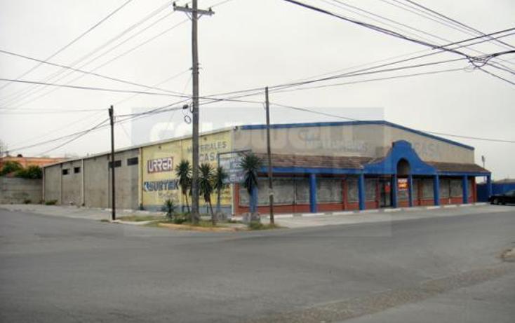 Foto de nave industrial en renta en  , los doctores, reynosa, tamaulipas, 1854026 No. 01
