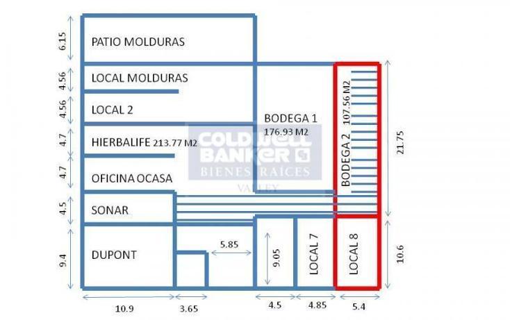 Foto de local en renta en  , los doctores, reynosa, tamaulipas, 1854048 No. 03