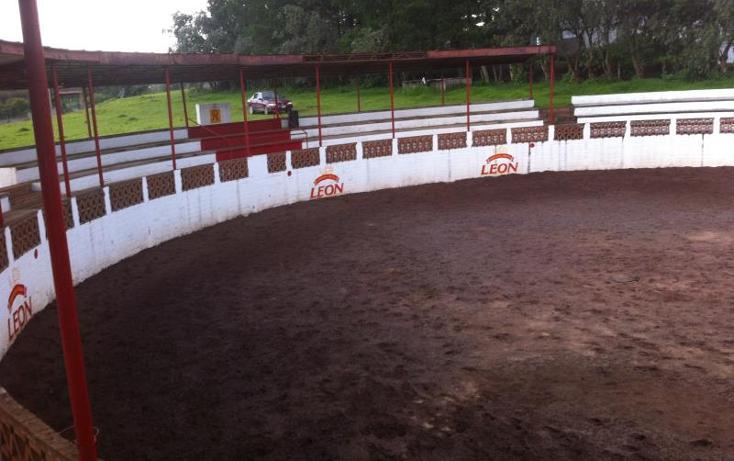 Foto de rancho en venta en  , los domínguez, villa del carbón, méxico, 972383 No. 22
