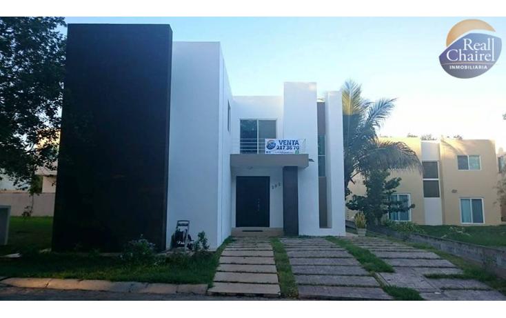 Foto de casa en venta en  , los encinos, altamira, tamaulipas, 1040785 No. 01