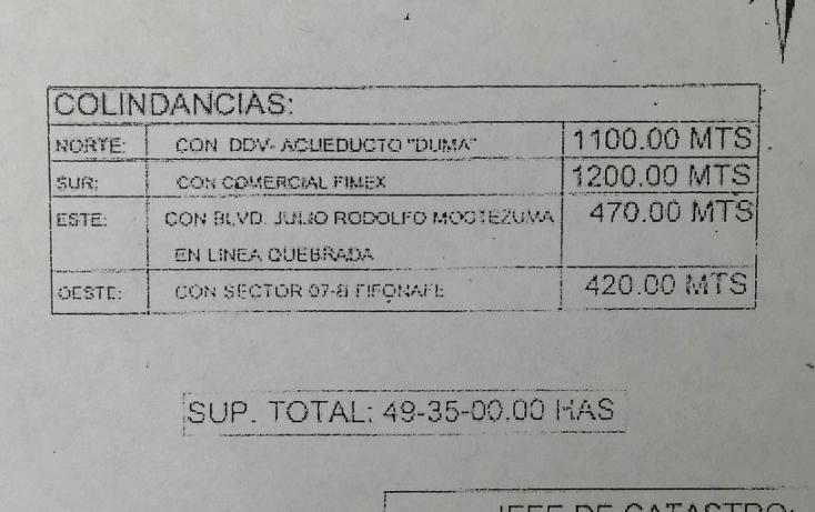 Foto de terreno habitacional en venta en  , los encinos, altamira, tamaulipas, 1117271 No. 02