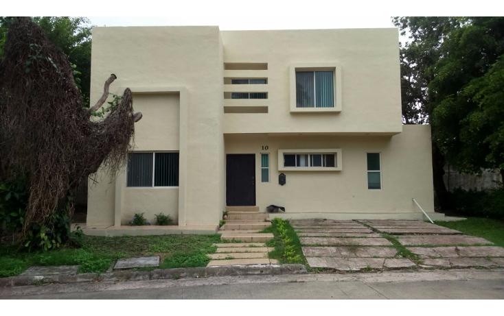 Foto de casa en renta en  , los encinos, altamira, tamaulipas, 1516186 No. 01