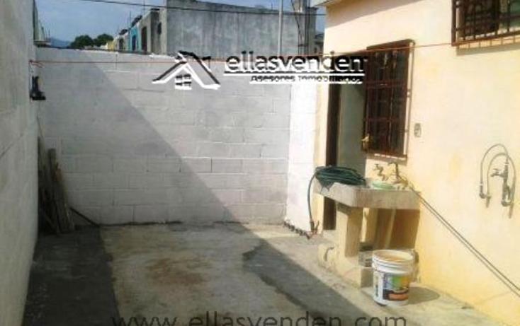 Foto de casa en venta en  ., los encinos, guadalupe, nuevo león, 1707970 No. 09