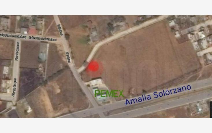 Foto de terreno habitacional en venta en  , los encinos, morelia, michoacán de ocampo, 1634744 No. 04